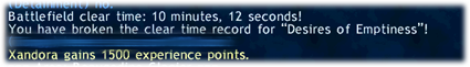 Battlefield Record 1